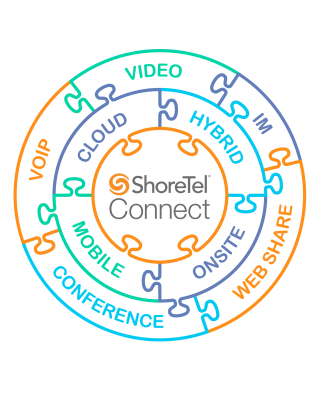 ShoreTel-Connect puzzle color
